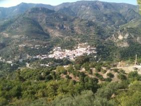 Guajar Fondon. My destination!!!